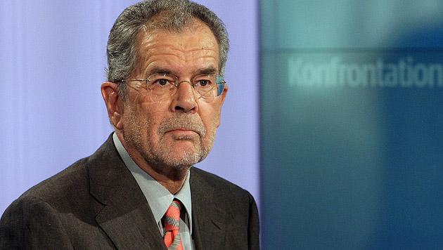 Geht Van der Bellen ins Rennen um die Hofburg? (Bild: APA/Georg Hochmuth)