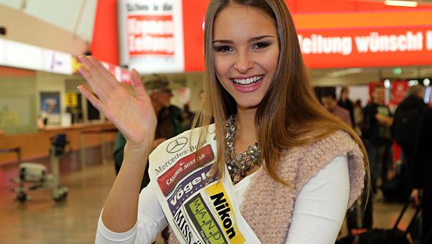 """In London erwarten die """"Miss Austria"""" viele spannende Aufgaben. (Bild: Kristian Bissuti)"""