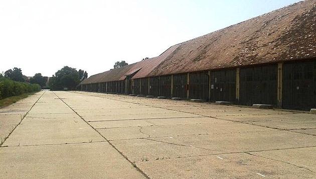 Martinek-Kaserne: Startgebot bei 33,1 Mio. Euro (Bild: sivbeg.at)
