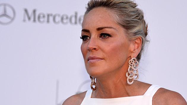 Sharon Stone trauert um ihren verstorbenen Neffen. (Bild: AFP)
