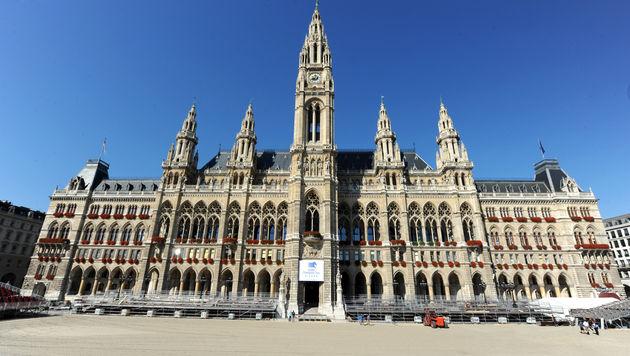 65 Prozent der Wiener lehnen frühere Wahl ab (Bild: APA/HERBERT PFARRHOFER)
