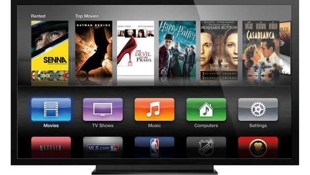 Apple TV durchsucht nun alle verfügbaren Quellen (Bild: Apple)