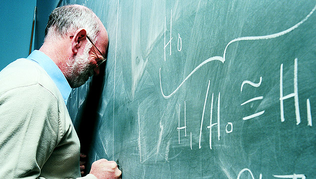 Österreichs Lehrer gehören zu den ältesten (Bild: thinkstockphotos.de)
