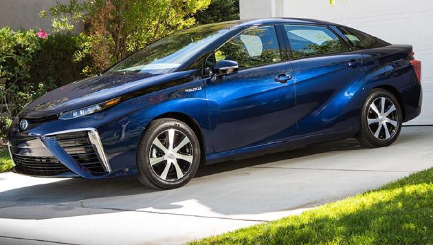 Toyota verbannt Apple und Google aus seinen Autos (Bild: Toyota)