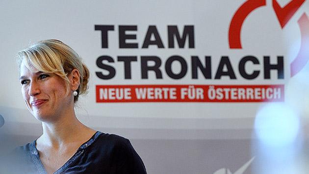 Team Stronach rätselt über Nachbaur-Parteiaustritt (Bild: APA/BARBARA GINDL)