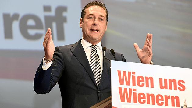 """FPÖ startet Petition gegen """"absolutes Rauchverbot"""" (Bild: APA/HERBERT P. OCZERET)"""