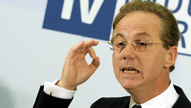 IV-Präsident Kapsch lehnt Vermögenssteuer klar ab (Bild: APA/HERBERT PFARRHOFER)