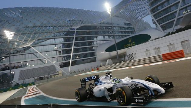 Lewis Hamilton ist Formel-1-Weltmeister (Bild: AP)