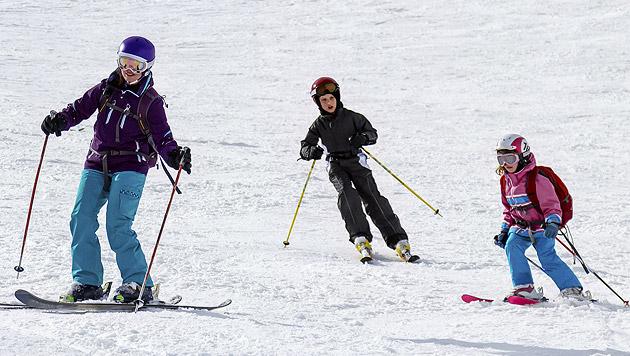 Naturfreunde fordern Gratis-Skifahren für Kinder (Bild: thinkstockphotos.de)