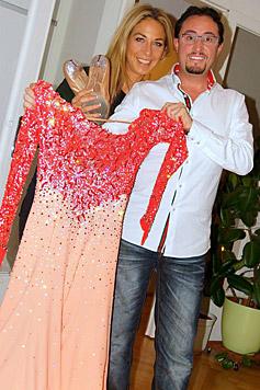 Yvonne Rueff und Karl Bötel (Bild: Tanzschule Rueff)