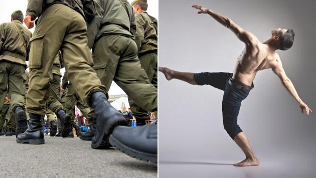 Profi-Balletttänzer muss nicht zum Bundesheer (Bild: thinkstockphotos.de, APA/HERBERT NEUBAUER)