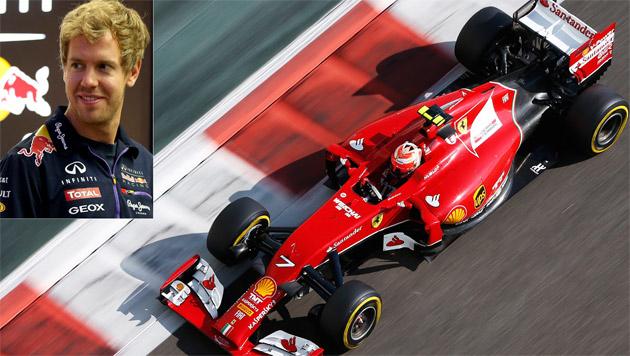 """Projekt Vettel"": Ferrari macht jetzt alles anders (Bild: APA/EPA/ALI HAIDER, APA/EPA/VALDRIN XHEMAJ)"