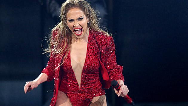Sexy Outfits und eine heiße Performance: Jennifer Lopez hat's echt drauf! (Bild: Matt Sayles/Invision/AP)