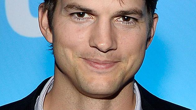 Ashton Kutcher graut vor einer Welt ohne Mitgefühl. (Bild: AFP)