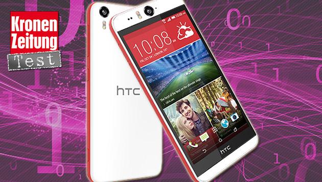 HTC Desire Eye: Das Selfie-Smartphone im Test (Bild: HTC Desire Eye)