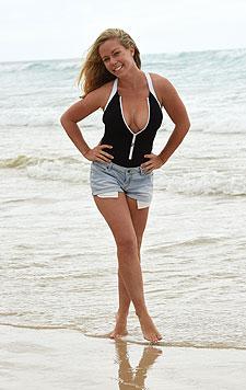 Kendra Wilkinson (Bild: splash news)