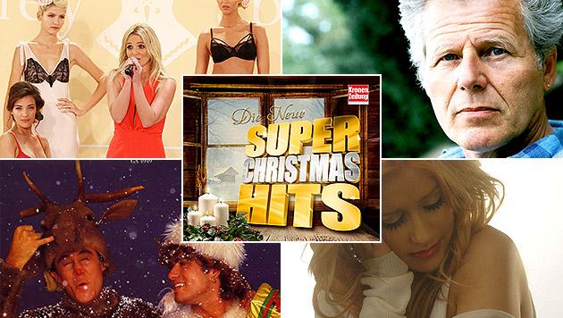 """""""Krone Super Christmas Hits"""" für die Adventzeit (Bild: Sony Music)"""