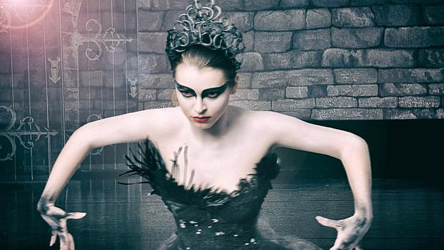 """Natalie Portman tanzte sich mit """"Black Swan"""" zum Oscar. Roxanne Rapp tritt in ihre Fußstapfen. (Bild: Manfred Baumann)"""