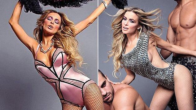 Dave Navarros Ex-Frau Carmen Electra zeigt sich sexy. (Bild: instagram.com/marco_ovando, twitter.com/LoverboyMag)