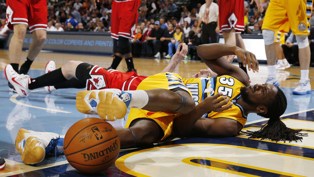 Chicago Bulls unterliegen ihrem Angstgegner erneut (Bild: AP)