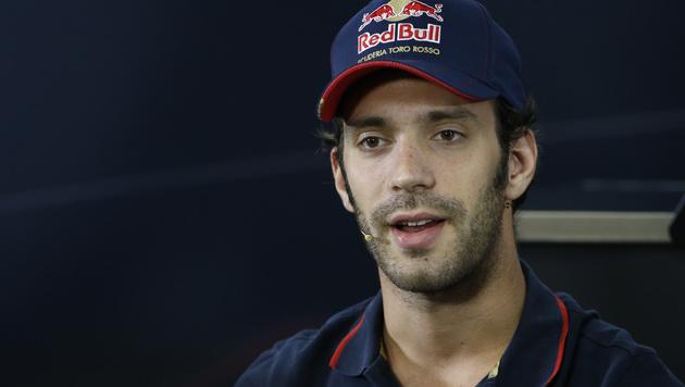 Jean-Eric Vergne verlässt Toro Rosso (Bild: AP/Andre Penner)