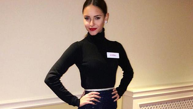 """Miss Austria"" Julia Furdea hat es unter die Top 32 geschafft. (Bild: Julia Furdea)"