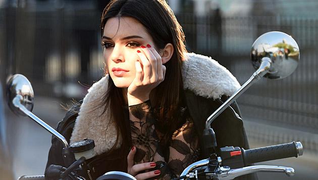 Kendall Jenner ist das Gesicht von Estée Lauder. (Bild: Estée Lauder)