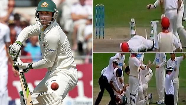 Cricketspieler nach Kopftreffer gestorben (Bild: APA/EPA/David Jones, YouTube.com)