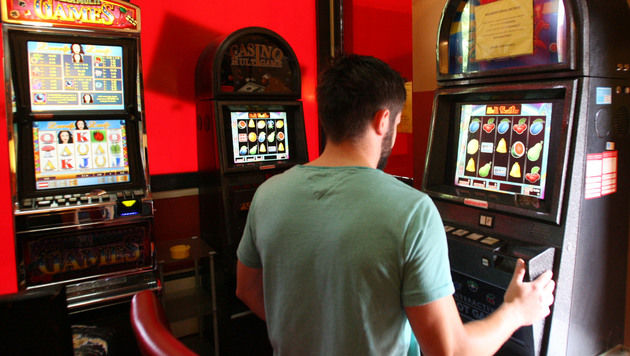 ägyptischer themen spielautomat