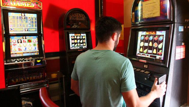 1500 illegale Glücksspiel-Geräte in Österreich (Bild: Klaus Kreuzer)