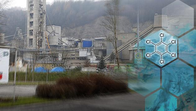 Andere Regionen stärker belastet als Görtschitztal (Bild: APA/GERT EGGENBERGER, thinkstockphotos.de, krone.at-Grafik)