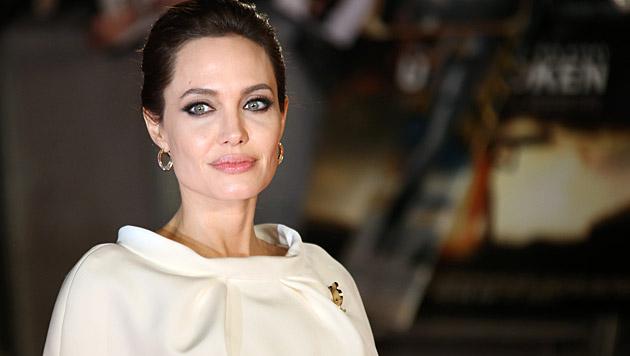 Angelina Jolie (Bild: Joel Ryan/Invision/AP)