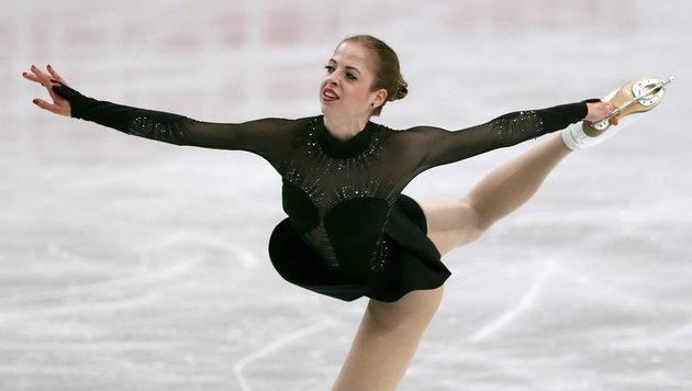 Eiskunstlauf-Queen steht vor langer Doping-Sperre (Bild: APA/EPA/KIMIMASA MAYAMA)