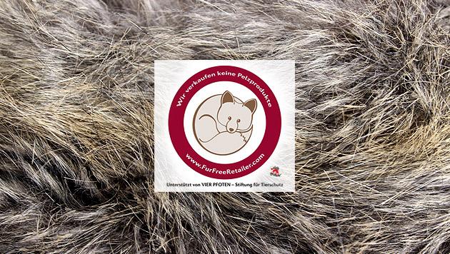 """Fur Free Retailer"": Jetzt auch Lidl pelzfrei (Bild: FFR VP Logo, thinkstockphotos.de)"