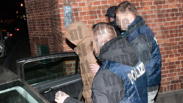 Im Zuge der Anti-Terror-Großrazzia kam es zu Festnahmen in Wien, Graz und Linz. (Bild: Robert Loy)