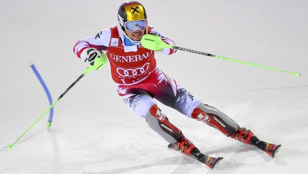 Marcel Hirscher verzichtet auf Aspen-Rennen (Bild: APA/EPA/MARKKU OJALA)