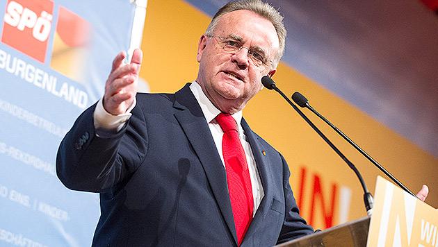 """Ohne """"gute Steuerreform"""" will Niessl Neuwahlen (Bild: APA/EXPA/MICHAEL GRUBER)"""