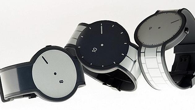 Futuristisches Smartwatch-Geheimprojekt von Sony (Bild: makuake.com)