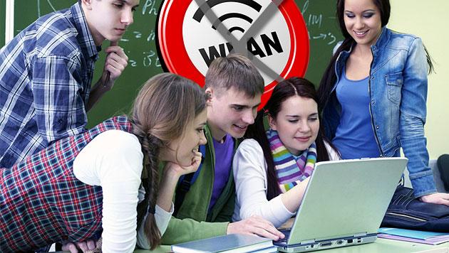 Hamburger Schulen bekommen WLAN trotz Widerstand (Bild: thinkstockphotos.de)