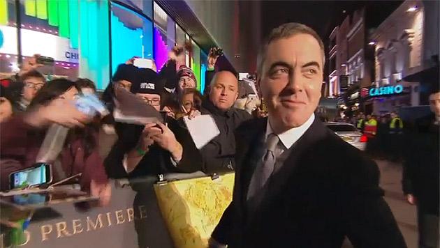 """James Nesbitt schlüpfte für den """"Hobbit"""" in die Rolle des Zwergs Bofur. (Bild: Screenshot www.warnerbros.co.uk)"""