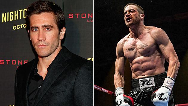 Jake Gyllenhaal hat für seinen neuen Film wieder ordentlich zugelegt. (Bild: Andy Kropa /Invision/AP, Weinstein)