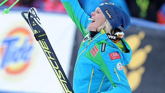 """Niki Hosp: """"Ein Sieg mit viel Genugtuung"""" (Bild: APA/ERICH SPIESS)"""