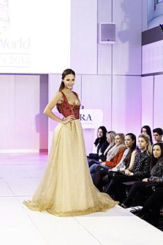 "Julia Furdea am Laufsteg des ""Fashion Design Award"" (Bild: Julia Furdea)"