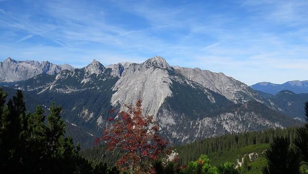 Die Arnspitzgruppe in Tirol (Bild: Tirolerbergwelten)