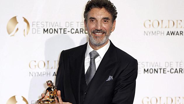 """""""Two and a Half Men""""-Produzenten Chuck Lorre nannte Sheen eine """"kleine, dreckige Made"""". (Bild: SEBASTIEN NOGIER/EPA/picturedesk.com)"""