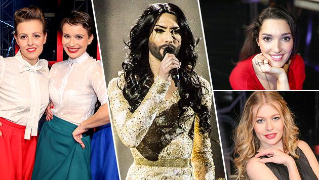 Eurovision Song Contest: Das sind Conchitas Erben (Bild: ORF/Milenko Badzic)
