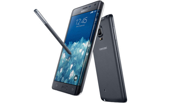 Galaxy Note Edge: Demonstration des Machbaren (Bild: Samsung)