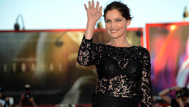Laetitia Casta in Cannes (Bild: CLAUDIO ONORATI/EPA/picturedesk.com)