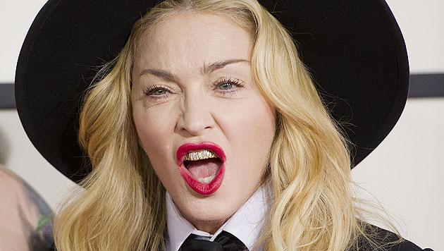 Madonna (Bild: AFP)