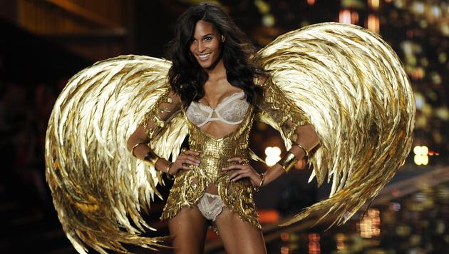 Ein Engel auf Erden (Bild: APA/EPA/FACUNDO ARRIZABALAGA)